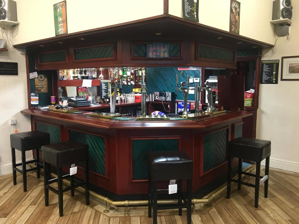 Bar areas