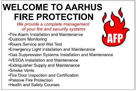 Aarhus Fire Protection