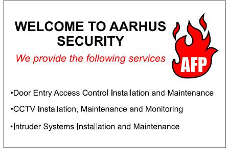 aarhus security